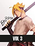 Naruto Next Generations Action Deluxe Manga: Boruto Manga best manga Action Vol 3 (English Edition)