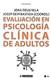 Evaluación en psicología clínica de adultos: 619 (Manuales)