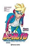 Boruto nº 05: Naruto Next Generations: 245 (Manga Shonen)
