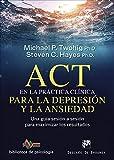 Act En La Práctica clínica para la depresión y La ansiedad. Una Guía Sesión A Sesión para Maximizar Los Resultados: 243 (Biblioteca de Psicología)