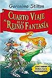 Stilton: cuarto viaje al reino de la fantasía: ¡Con 3 nuevos perfumes mistoriosos! (Geronimo Stilton)