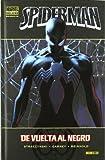 Spiderman. De Vuelta Al Negro (Marvel Deluxe - Spiderman)