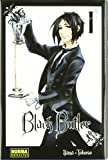 BLACK BUTLER 01 (CÓMIC MANGA)