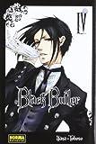 BLACK BUTLER 04 (Shonen - Black Butler)