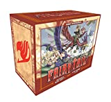 FAIRY TAIL Manga Box Set 1 (Fairy Tail Manga Set 1)
