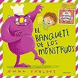 El banquete de los monstruos (Álbumes ilustrados)