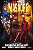 Las Minis De Masacre 2. Masacre Mata Al Universo Marvel. Masacre Matalustrado