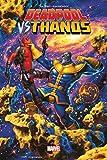 Deadpool vs Thanos (PAN.MARVEL 100%)