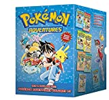 Pokémon Adventures Red & Blue Box Set: Set includes Vol. 1-7 (Pokemon Manga Box Sets)