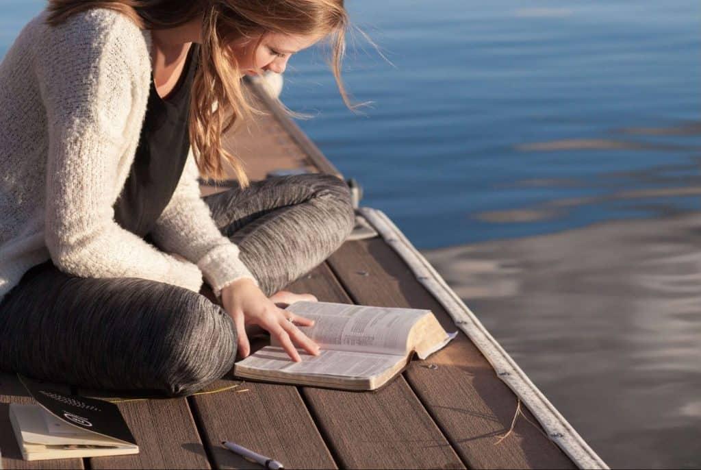 La lectura es una cura para la soledad