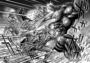 manga de one punch man