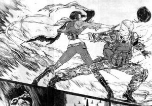 manga de the ghost in the shell