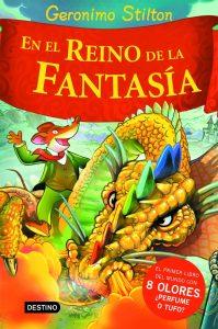 stilton en el reino de la fantasia elisabetta dami