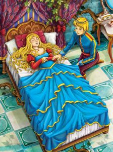 cuento de la bella durmiente