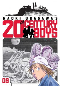 manga de 20th century boys