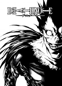 manga de death note