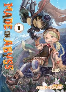 manga de made in abyss