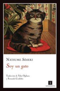 novela soy un gato de natsume soseki