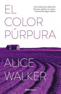 libro el color purpura
