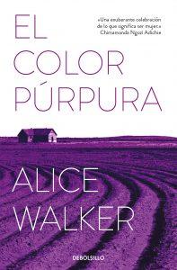 libro el color purpura