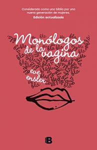 libro monologos de la vagina